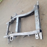 DISCOVERY 2 REAR CHASSIS 2XMTR 2000MM LONG (Product No: 254)