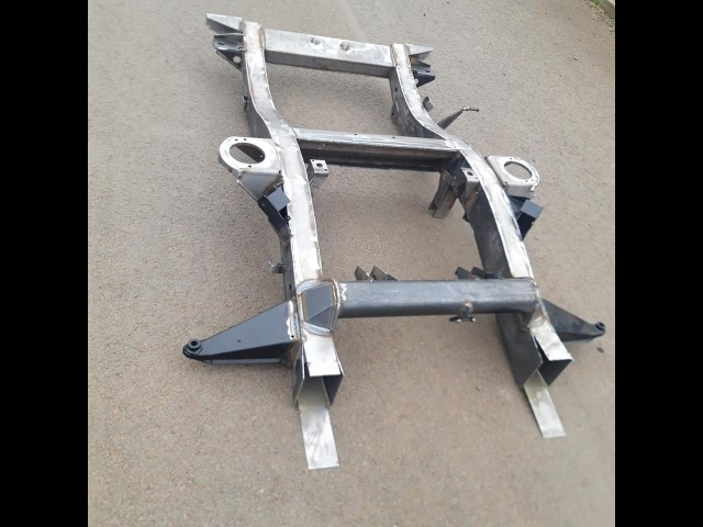 DISCOVERY 2 REAR CHASSIS 1900mm LONG (Product No: 254)